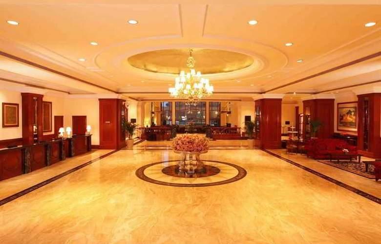 Eros Hotel Nehru Place New Delhi - General - 0