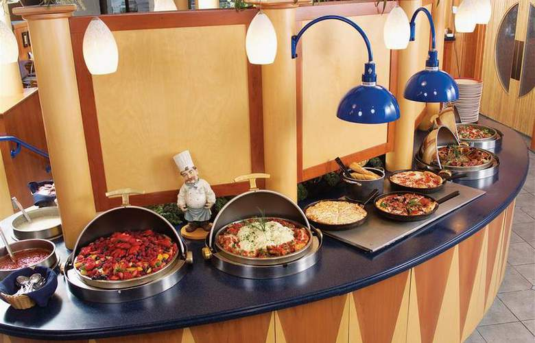 Best Western Premier Eden Resort Inn - Restaurant - 161