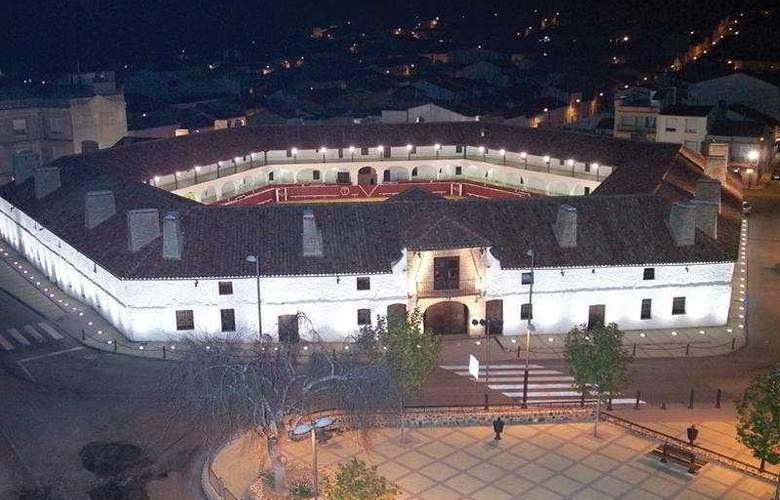 Plaza de Toros de Almaden - Hotel - 0