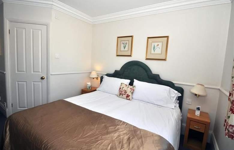 Best Western Montague Hotel - Room - 126