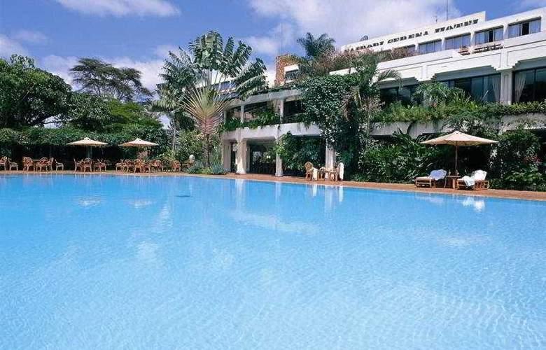 Nairobi Serena - Pool - 3