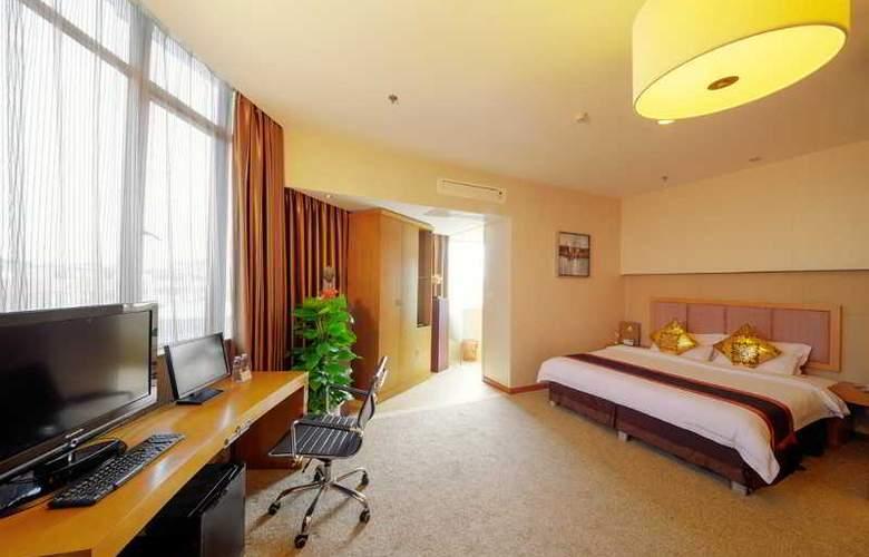 Euro Garden Hotel Guangzhou - Room - 1