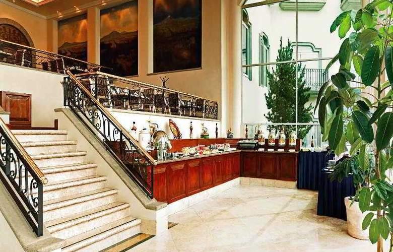 Camino Real Hotel & Suites Puebla - Restaurant - 3