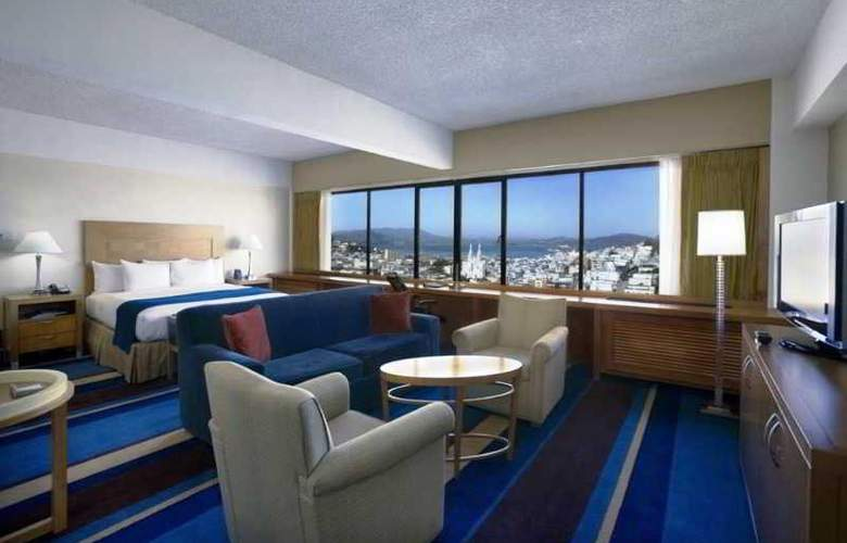 Hilton San Francisco Financial District - Room - 7