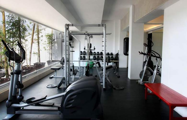 Four Points by Sheraton Mexico City - Sport - 5