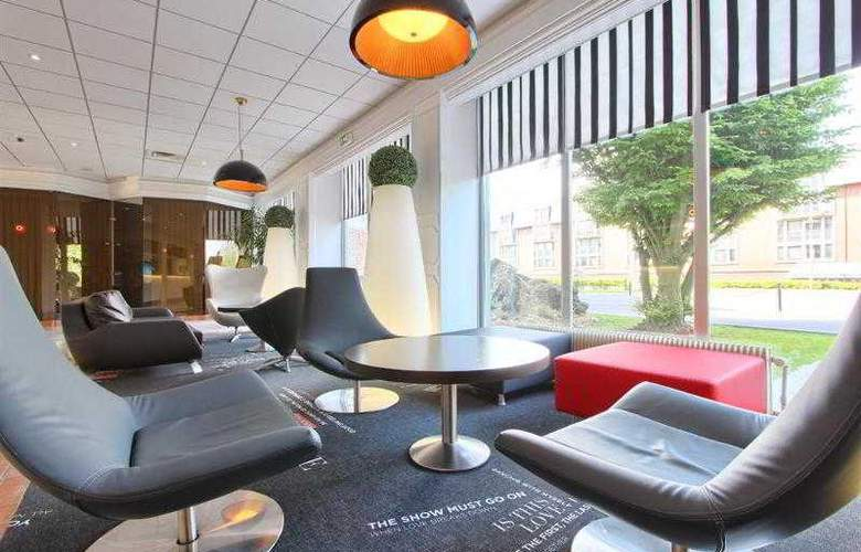 Best Western Paris CDG Airport - Hotel - 24