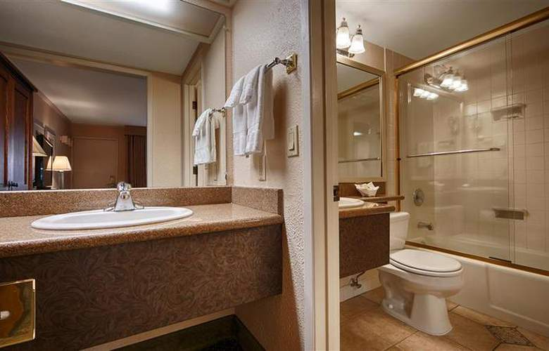 Best Western Plus Station House Inn - Room - 46