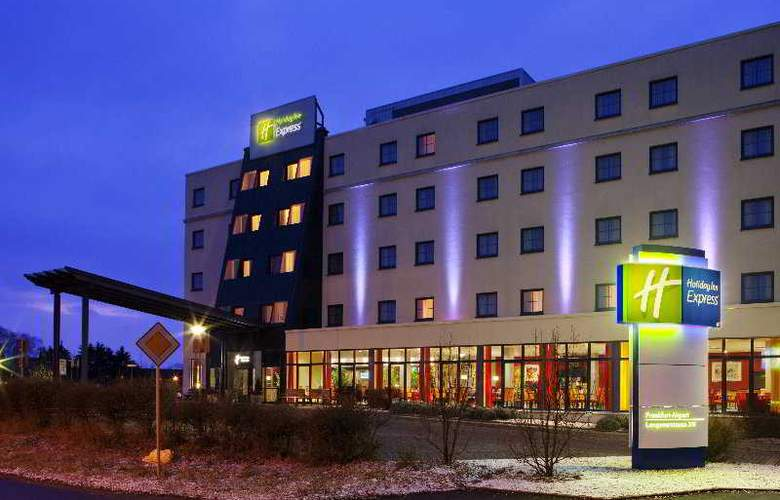 Holiday Inn Express Frankfurt Airport - General - 2