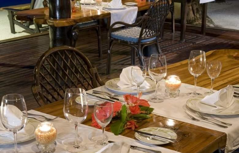 Vahine Island Private Resort - Restaurant - 1