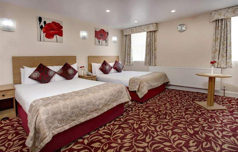 Best Western Ilford - Room - 17
