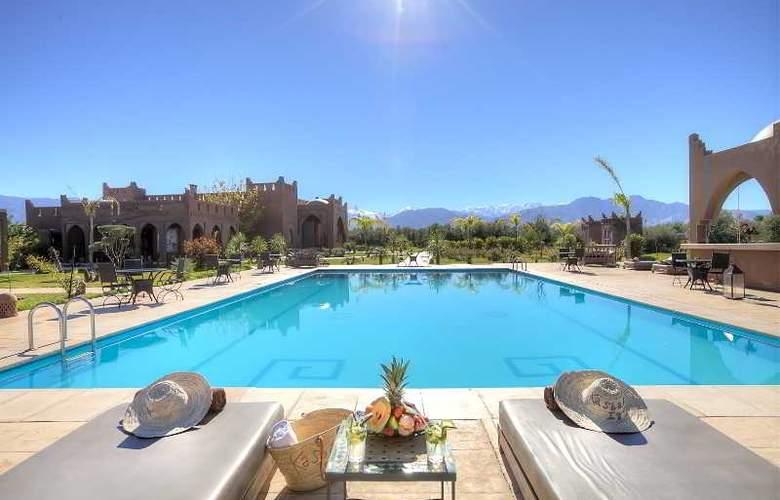 Kasbah Igoudar Boutique hotel & Spa - Pool - 20