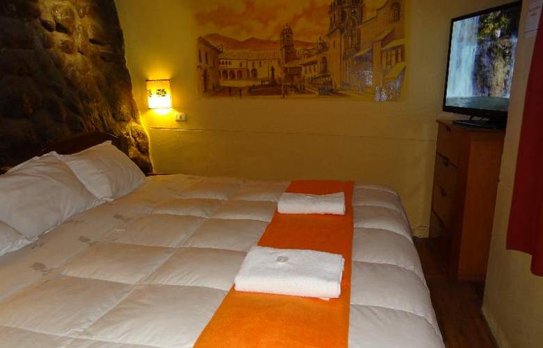 Orquidea Real Hostal - Room - 22