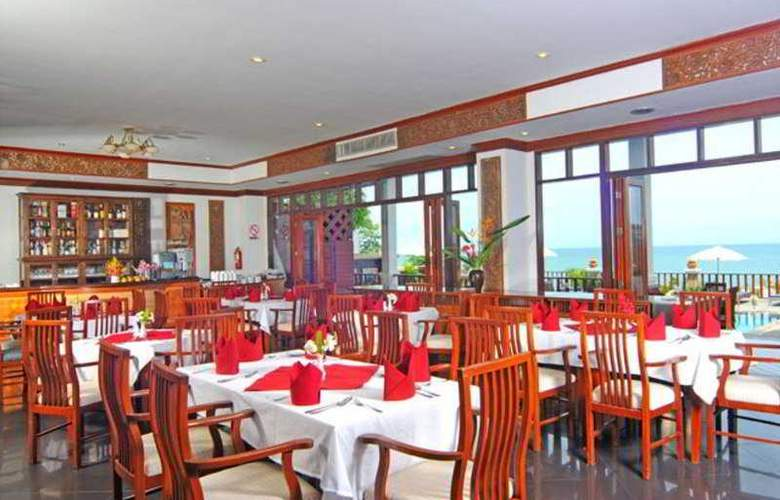 Phala Cliff Beach Resort and Spa Rayong - Restaurant - 5