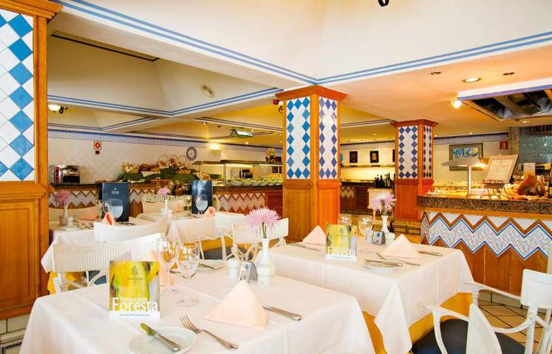 Hotel Riu Palace Oasis - Restaurant - 20