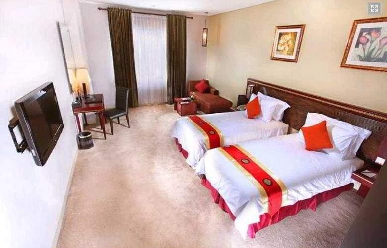 Carrcadin Hotel Bandung - Room - 3