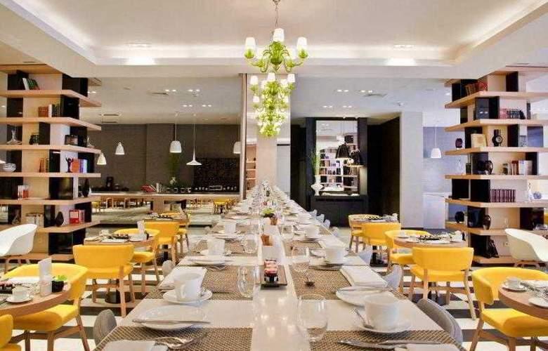 Sofitel Warsaw Victoria - Restaurant - 32