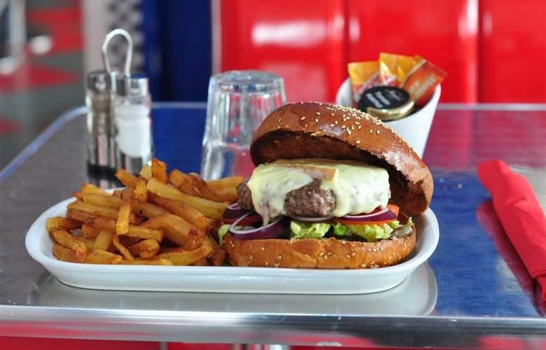 Best Western Bordeaux Aeroport - Restaurant - 75