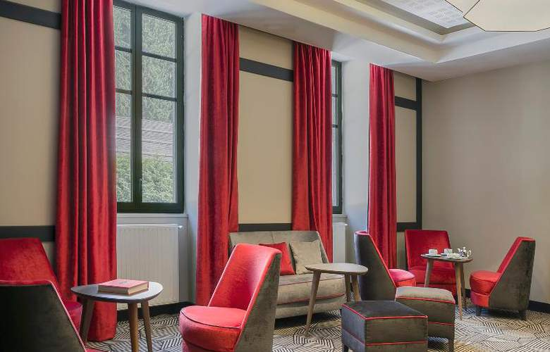 Best Western Plus Excelsior Chamonix Hotel & Spa - Bar - 55
