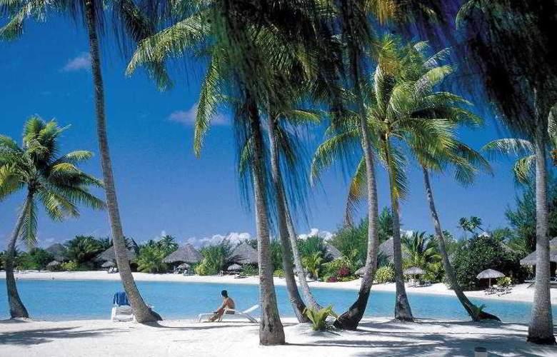 Le Meridien Bora Bora - Beach - 82