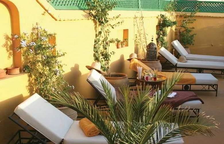 Riad Karmela - Terrace - 11