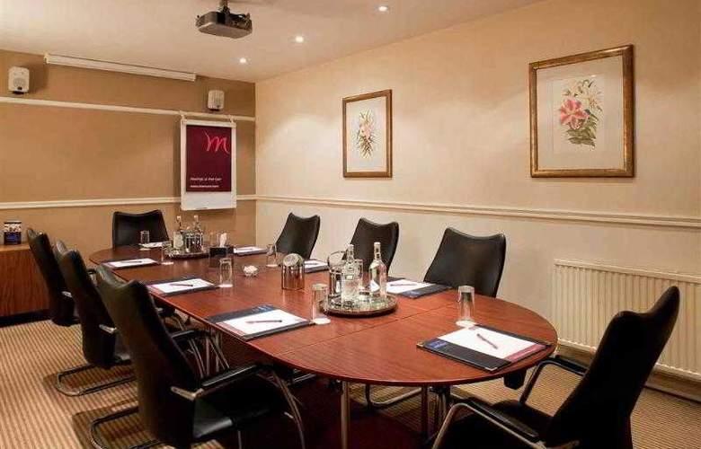 Mercure Milton Keynes Parkside House - Hotel - 4