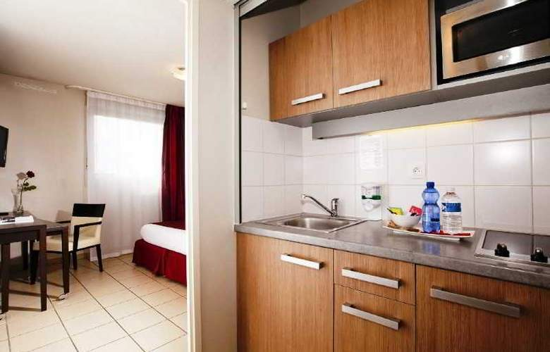 Residhome Toulouse Occitania - Room - 20