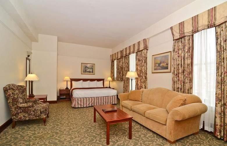 Best  Western Plus Pioneer Square - Room - 3