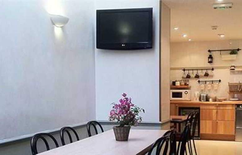 Korner Montparnasse Hotel - Restaurant - 2
