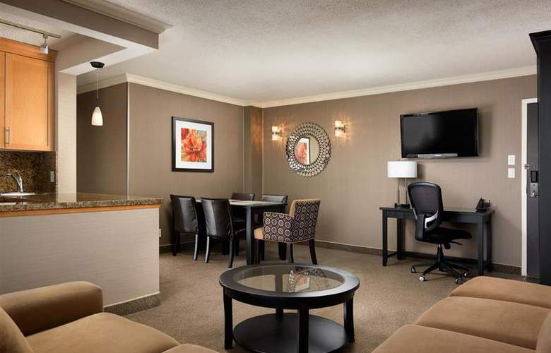 Best Western Plus Inner Harbour - Room - 153