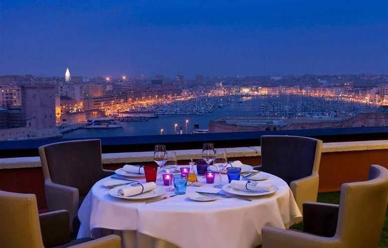 Sofitel Marseille Vieux Port - Restaurant - 70