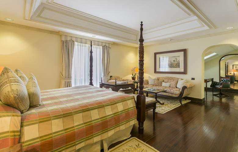 Olissippo Lapa Palace - The Leading Hotels of the World - Room - 14