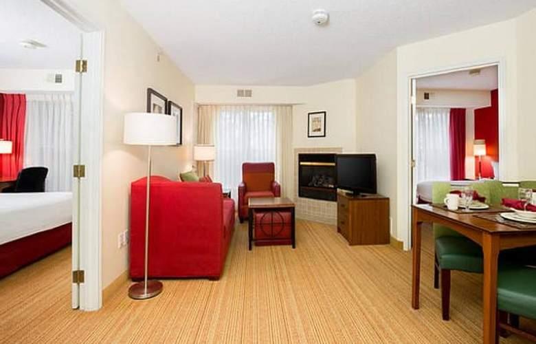 Residence Inn Houston The Woodlands/Market Street - Room - 11