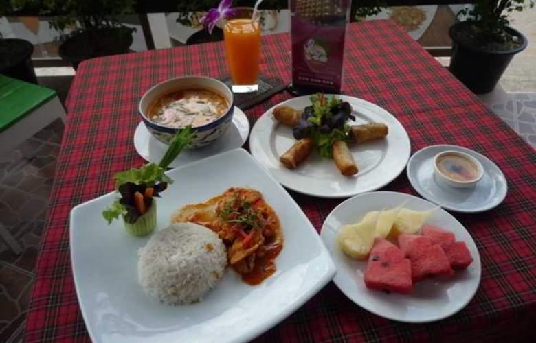 Suksabai Residence Pattaya - Restaurant - 60