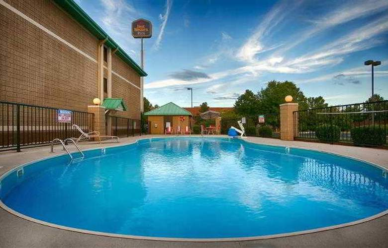 Best Western Cedar Bluff - Hotel - 46