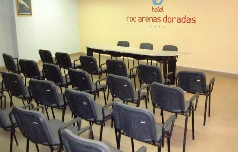 Roc Arenas Doradas - Conference - 6