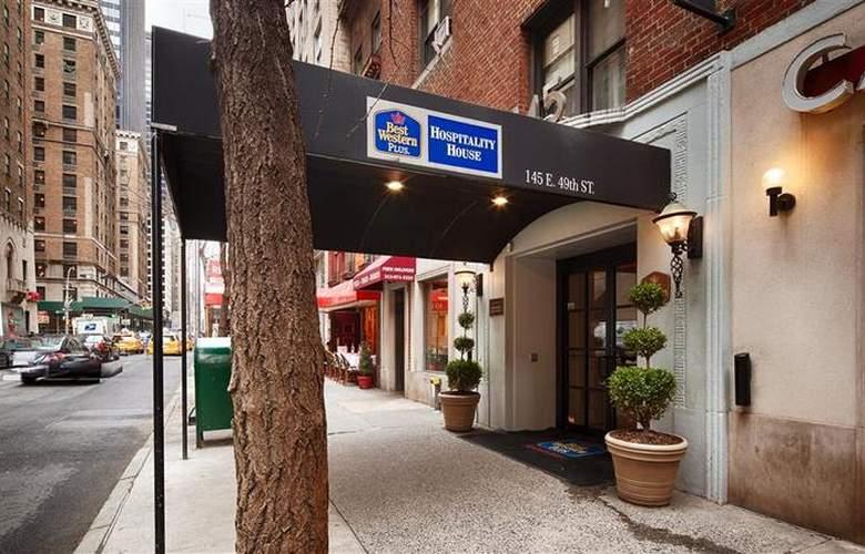 Best Western Plus Hospitality House - Apartments - Hotel - 74
