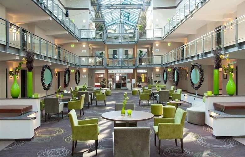 Mercure Hotel Krefeld - Bar - 37