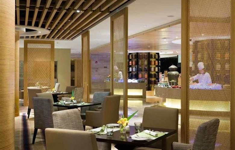 Sofitel Shanghai Sheshan Oriental - Restaurant - 69