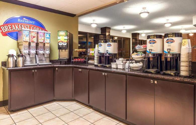 Baymont by Wyndham Amarillo East - Meals - 4