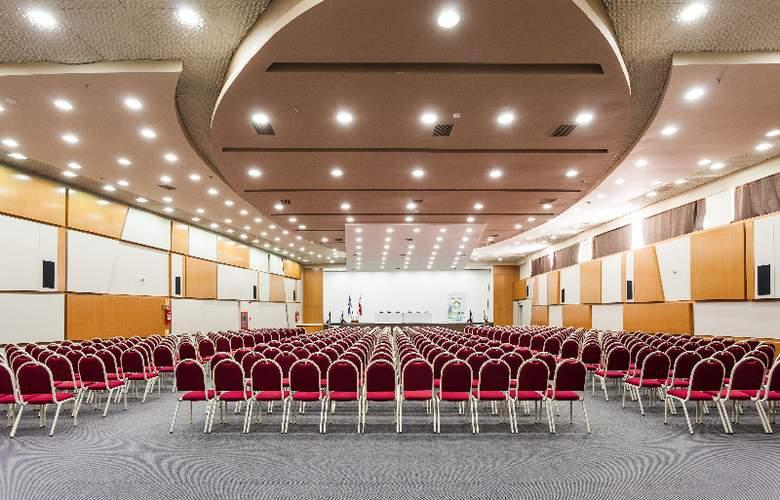 Sibara Flat hotel & Convençoes - Conference - 10