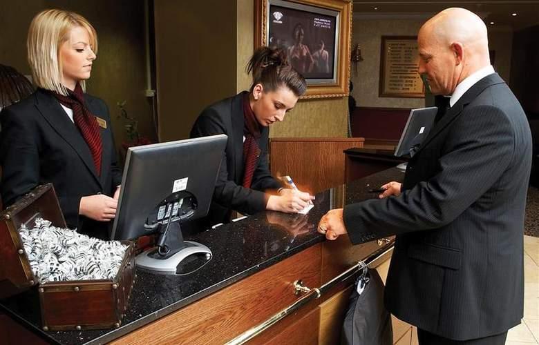 Best Western Premier Leyland - Hotel - 128