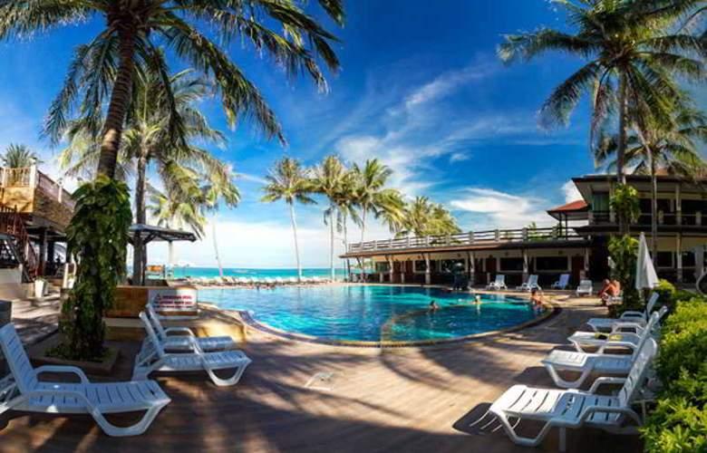Phangan Bayshore Resort - Pool - 2