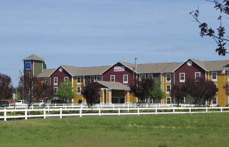 Best Western Woodburn - Hotel - 3