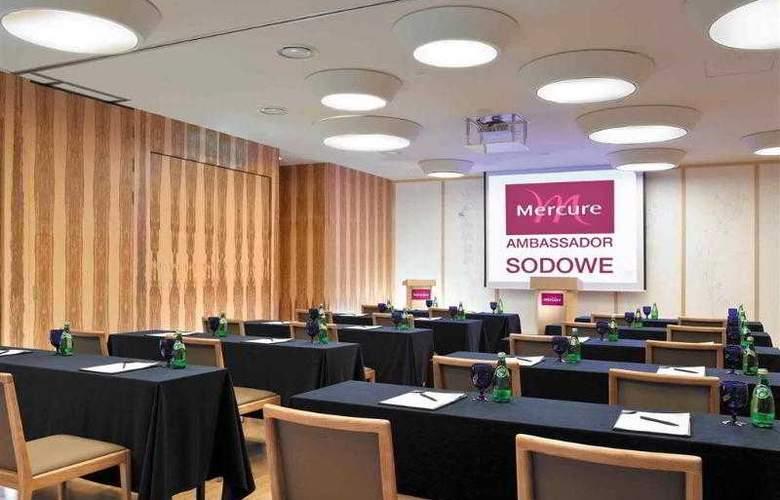 Mercure Ambassador Sodowe - Hotel - 9