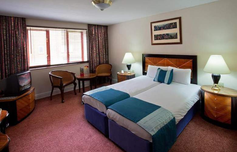 Royal Court Hotel & Spa Coventry - Room - 7