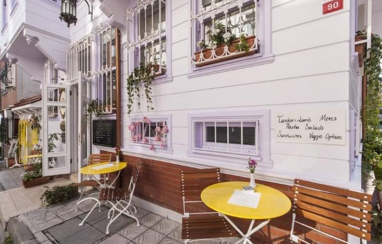Darussaade Istanbul - Terrace - 3