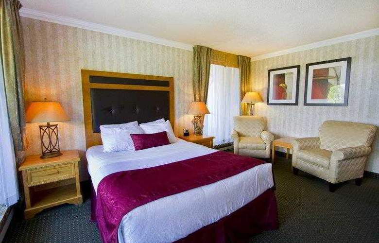 Best Western Plus Inner Harbour - Hotel - 39