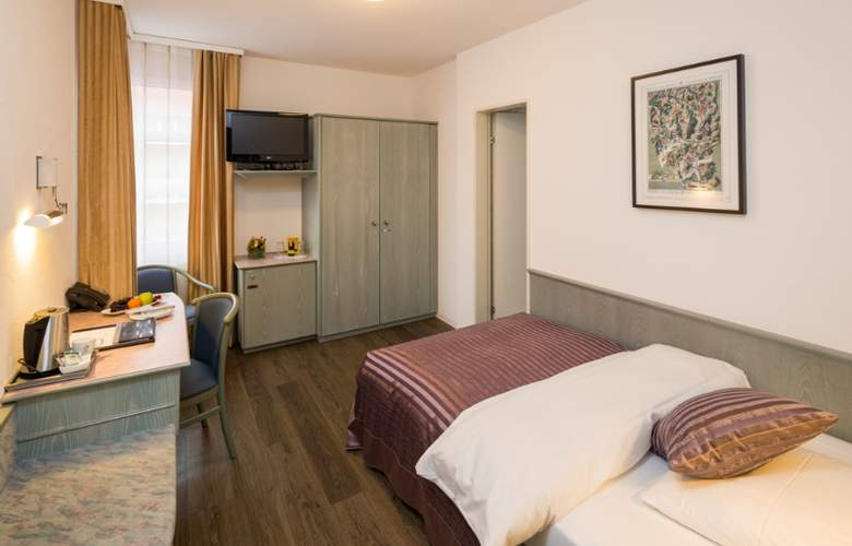 Sommerau Ticino Swiss Quality Hotel - Room - 5