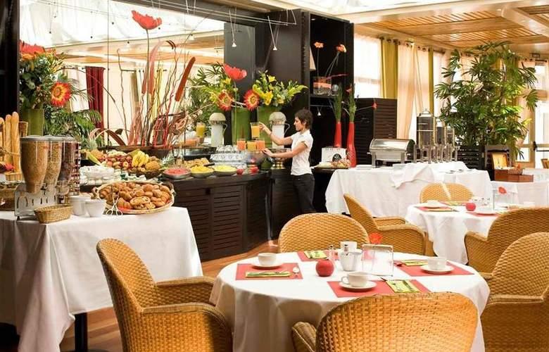 Mercure Montpellier Antigone - Restaurant - 64