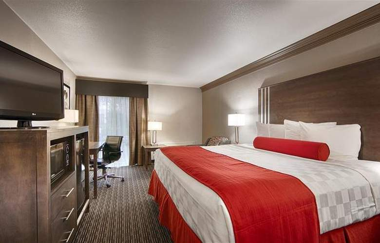 Best Western Plus Austin City Hotel - Room - 97